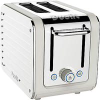 Dualit Architect 2-Slice Toaster Canvas White