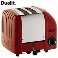 Red Vario Toaster - 2 Slice