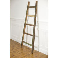Towel Ladder in Reclaimed Wood