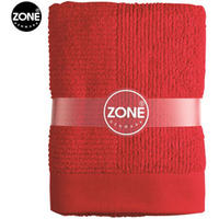 Confetti Red Bath Towel