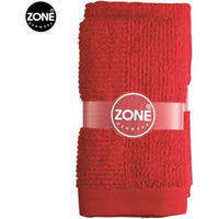 Confetti Red Hand Towel
