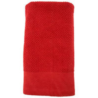 Galzone Red Hand Towel