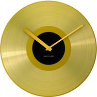 Wall Clock Golden Record