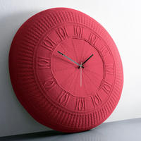 Gomitolo Knitted Clock