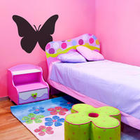 Butterfly Chalkboard Sticker - Spin Wall Stickers