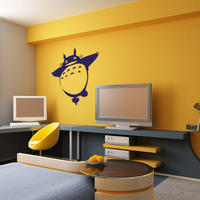 Totoro 1 - Spin Wall Stickers