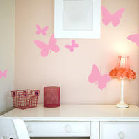 Butterfly Wall Stickers - Spin Wall Stickers