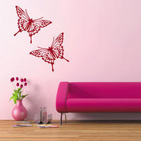 Butterfly Sticker - Spin Wall Stickers