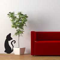 Cat Sticker - Spin Wall Stickers