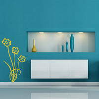 Daisies Sticker - Spin Wall Stickers