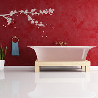 Sakura Tree Blossom - Spin Wall Stickers from Spin Collective