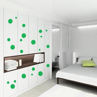 Spots and Dots - Spin Wall Stickers