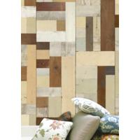 Scrapwood wallpaper PHE-6 by Piet Hein Eek