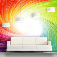 Sparkling Colours Wallpaper