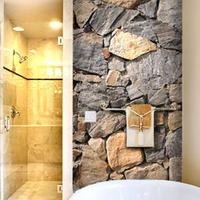 Wall Of Granite Wallpaper