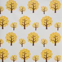 Dotty Wallpaper - Yellow
