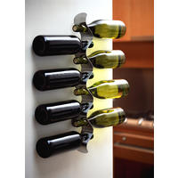 Black and Blum Flow Wine Rack from Gifts with Style