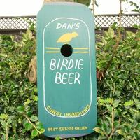 Handmade Beer Can Bird Box