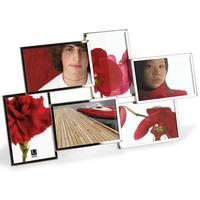 Umbra Flo Chrome 6 Photo Frame