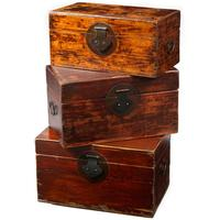 Wooden Box by Shimu