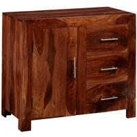 Cube Sheesham Sideboard - Small by Verty furniture