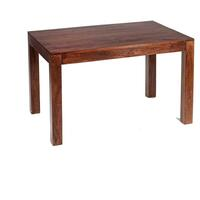 Dakota Mango Small Dining Table 4ft 120cm by Verty furniture