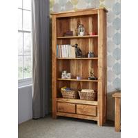 Acacia Tall Bookcase by Verty furniture