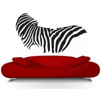 Zebra Print Wall Sticker