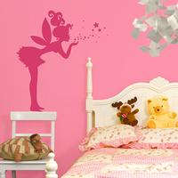 Magic Fairy Wall Sticker by Red Candy