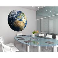 Earth Wall Sticker