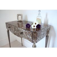 Map Of Paris Dressing Table
