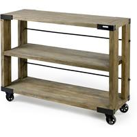 Trolley Industrial Bookcase
