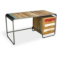 Brooklyn Finest Industrial Desk With Drawers