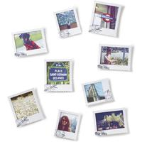 Umbra Set of 9  Postal Photo Display