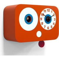Cucchino Cuckoo Clock (Orange)