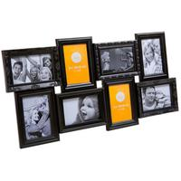 Black Magic 8 Multi Photo Frame