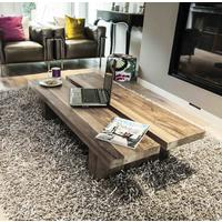 The 'Rinjani' Reclaimed Teak Wood Coffee Table
