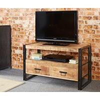Cosmo Industrial TV Stand by Indian Hub