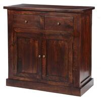 Jaipur Dark Mango 2 Door Sideboard  by Indian Hub