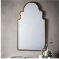 Aria Antique Gold Mirror