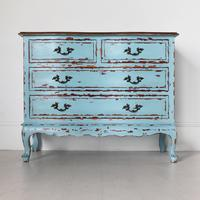 French Four Drawer Chest of Drawers