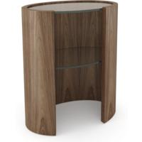 Tom Schneider Ellipse lamp table by Tom Schneider