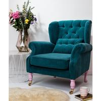 Wing Chair by Out There Interiors