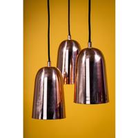 Bloomingville Pendant Lamp in Shiny Copper Plating