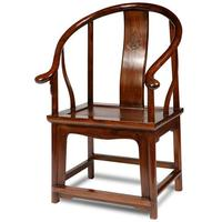 Horseshoe Armchair, Warm Elm by Shimu