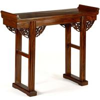 Altar Table, Warm Elm by Shimu