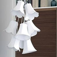 Bloomingville White Pendant Lamp