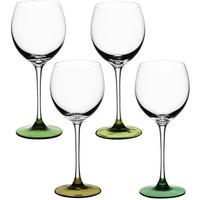 LSA Coro Wine Glasses - Leaf [D]