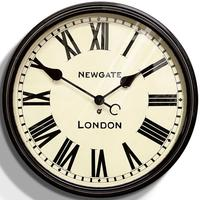 Newgate Battersby Clock (Black)