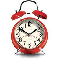 Newgate London Alarm Clock - Red by Red Candy